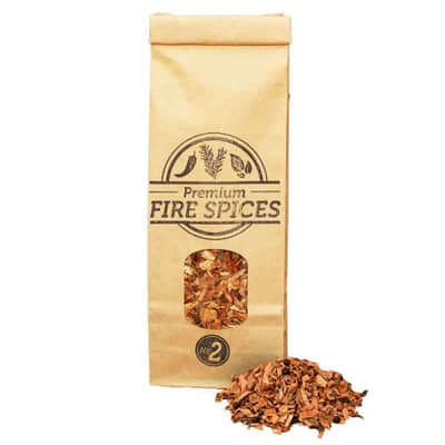 Smokey Olive Wood Olive Wood Chips N�2 and Fire Spices - 1.7 L