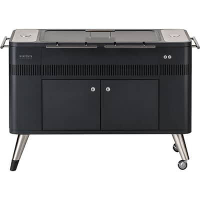 everdure by heston blumenthal HUB Charcoal BBQ