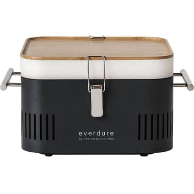 everdure by heston blumenthal CUBE Graphite BBQ