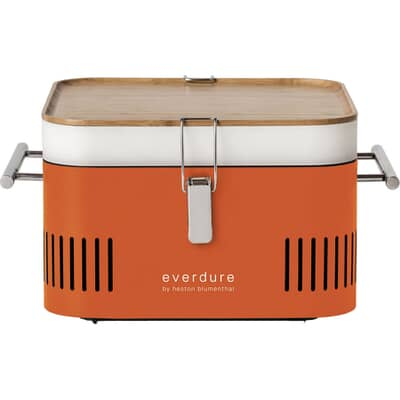 everdure by heston blumenthal CUBE Orange Char BBQ