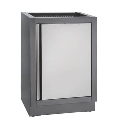 Napoleon Oasis Universal Door Cabinet Carbon