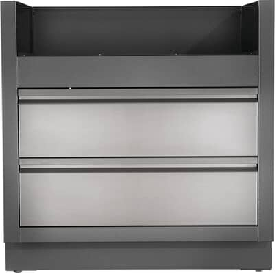 Napoleon Oasis Under Grill Cabinet - BILEX485 Carbon