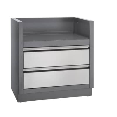 Napoleon Oasis Under Grill Cabinet - BIPRO500 Carbon