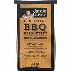 Jamie Oliver Essential Coconut BBQ Briquettes 2.5kg