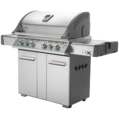 Napoleon LEX605RSBIPSS 6 Burner Gas Barbecue