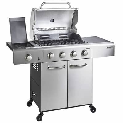 Outback 2019 Meteor Stainless Steel - 4 Burner