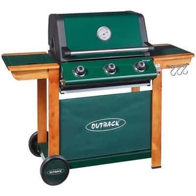 Outback 2021 Ranger 3 Burner Hybrid Barbecue