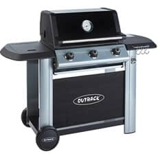 Outback 2020 Magnum 3 Burner Hybrid - with MCS