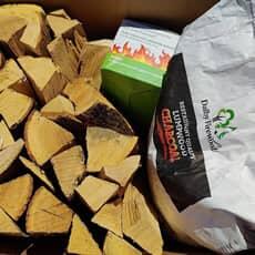 Ozpig Fuel Wood - Starter Pack