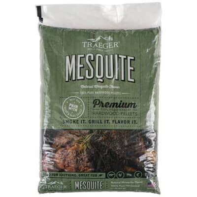 Traeger Grills Wood Pellets - Mesquite 9kg