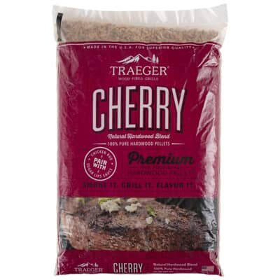 Traeger Grills Wood Pellets - Cherry 9kg