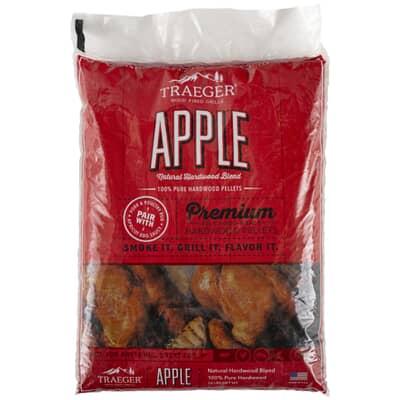Traeger Grills Wood Pellets - Apple 9kg