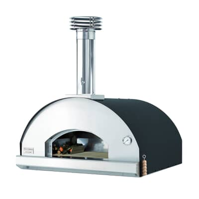 Fontana Mangiafuoco Build In Wood Pizza Oven - Anthracite