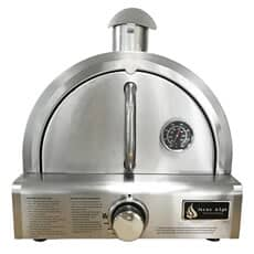 Mont Alpi Table Top Gas Pizza Oven