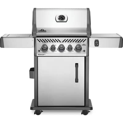 Napoleon Rogue RSE425RSIB Special Edition with larger Infra Red Side Burner Gas BBQ 2020