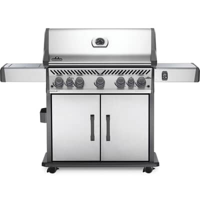 Napoleon Rogue RSE625RSIB Special Edition with Larger Infra Red Side Burner Gas BBQ 2020