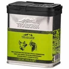 Traeger Grills BBQ RUB - PORK and POULTRY 262g