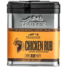 Traeger Grills BBQ RUB - CHICKEN RUB (BAJA)
