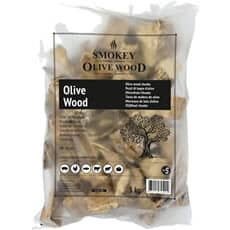 Smokey Olive Wood Chunks N�5 - 1.5 kg - Olive Wood