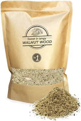 Smokey Olive Wood Smoking Dust N�- 1.5 L - Walnut Wood