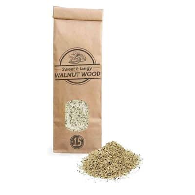 Smokey Olive Wood Woodchips N�1.5 for smoking gun - 300 ml - Walnut