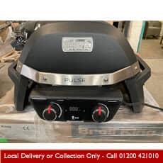 Weber PULSE 2000 Black Electric BBQ EX-DISPLAY
