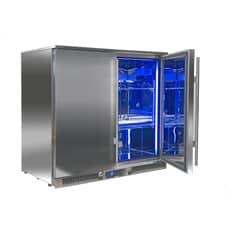 Blastcool Extremis XP2 Double Solid Door Fridge