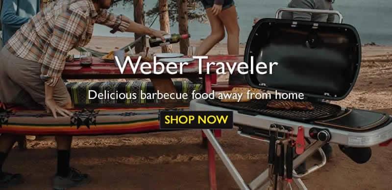 Weber Traveler