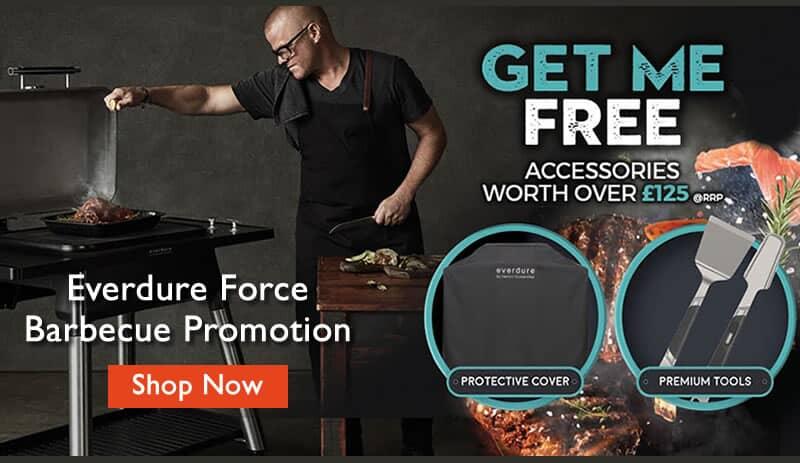 Everdure Force BBQ Promotion