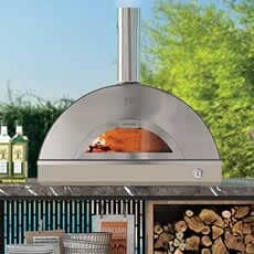 FONTANA FORNI WOOD FIRED PIZZA OVENS<