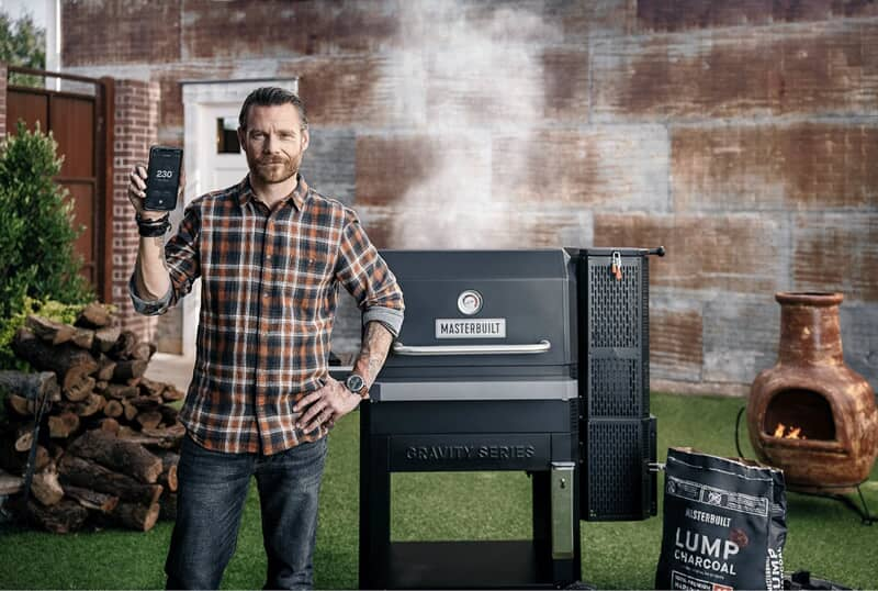 Masterbuilt Gravity Series BBQ's and Smokers