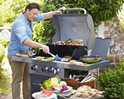 New 2014 Range Of Jamie Oliver Barbecues - 36