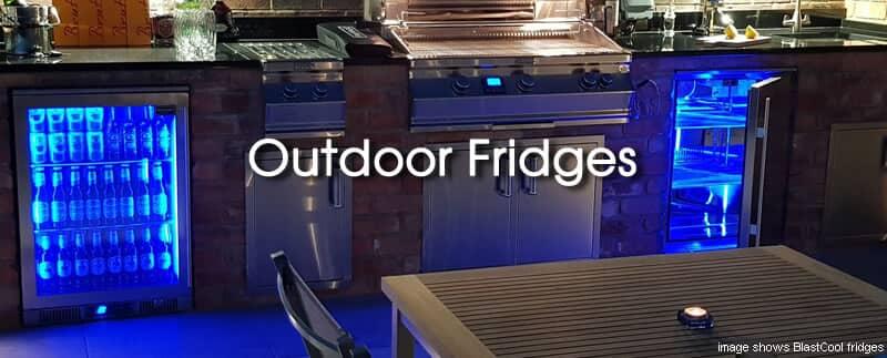 Outdoor Fridges