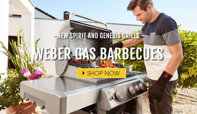 Weber Gas Barbecues