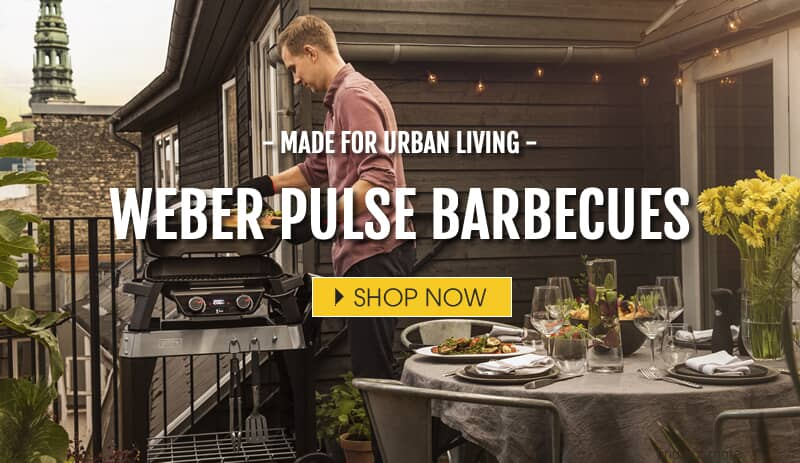 Weber Pulse Barbecues