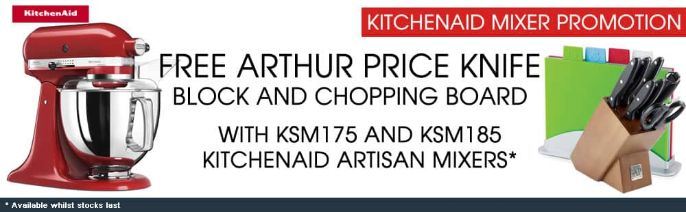 KitchenAid Mixer Promotion