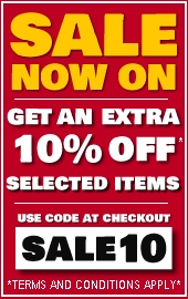 Winter Sale Now On - Extra 10% Off