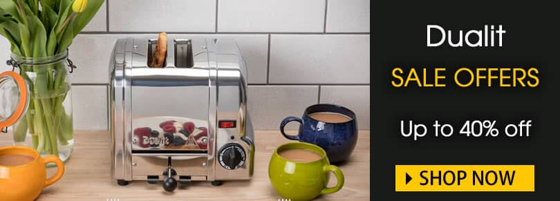 Dualit Toaster and Kettle Sale