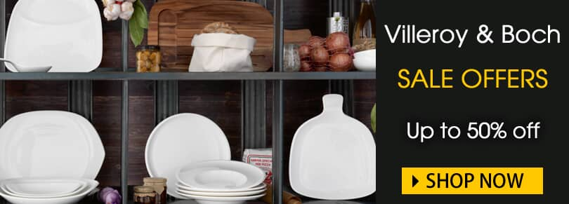 Villeroy and Boch Sale Offers