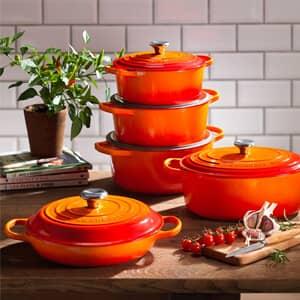 Le Creuset Cast Iron Cookware