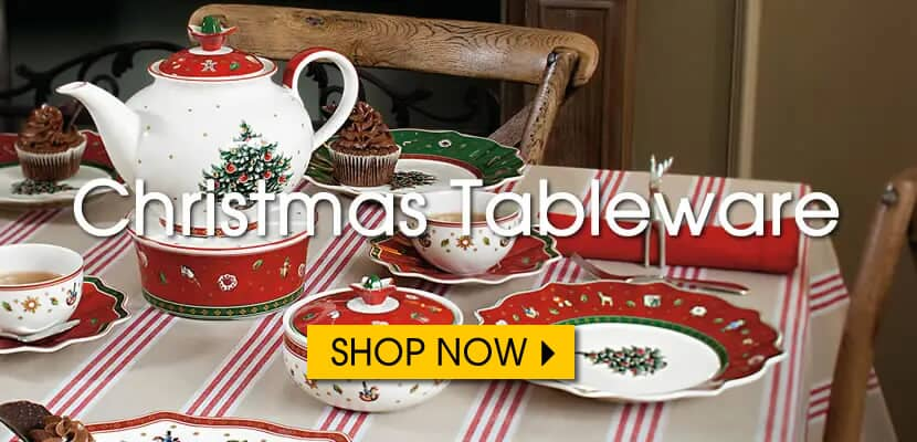 Browse Christmas Tableware