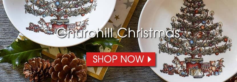 Churchill China Christmas