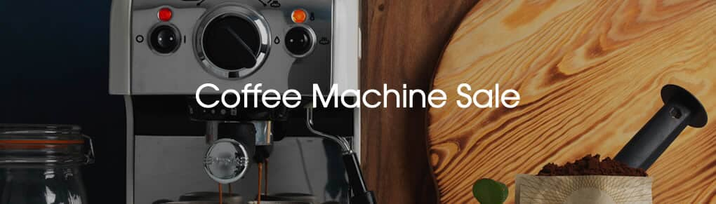 Coffee Machine Sale Offers