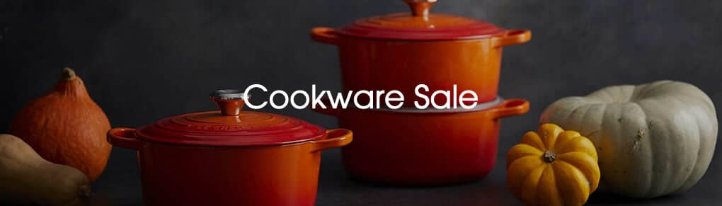 Cookware Sale Now On