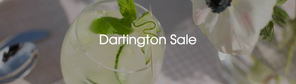 Dartington Sale Now On
