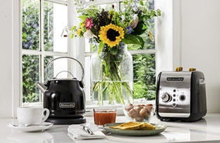 KitchenAid Kettle And Toasters