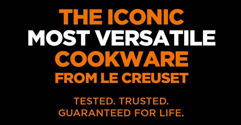 le creuset iconic cookware