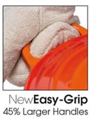 signature easy grip handles