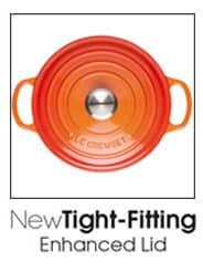 signature tight fit lid