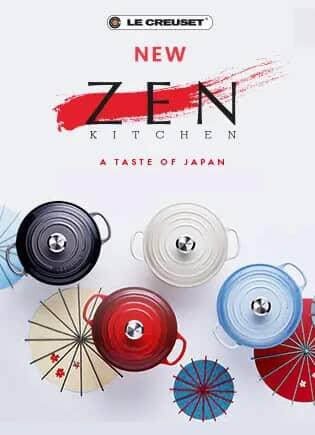 Le Creuset Zen Kitchen